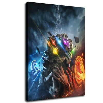 Avengers: Endgame HD Canvas Print Painting Home decor Room Wall art Picture