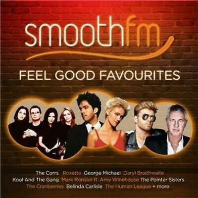 Smooth FM Feel Good Favourites BRAND NEW 2CD ABBA George Michael Billy Joel