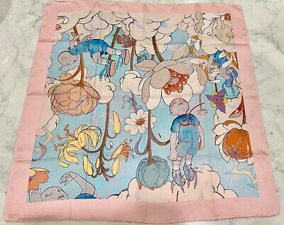 James Jean Eternal Journey LIMITED Descedents Scarf LOTTE Museum.