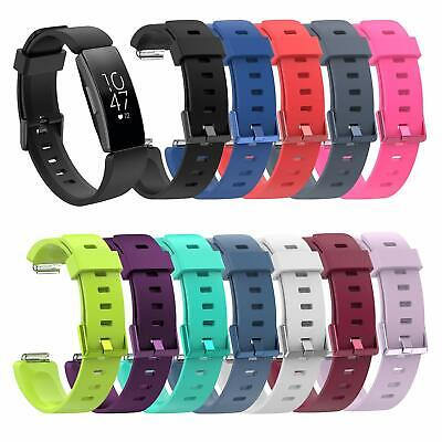 Replacement Silicone Band Strap Wristband Bracelet For Fitbit inspire/inspire HR