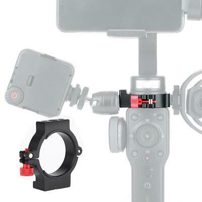 """Extension Mounting Ring with 1/4"""" Thread for Zhiyun Crane 2 Stabilizer/Magic Arm"""