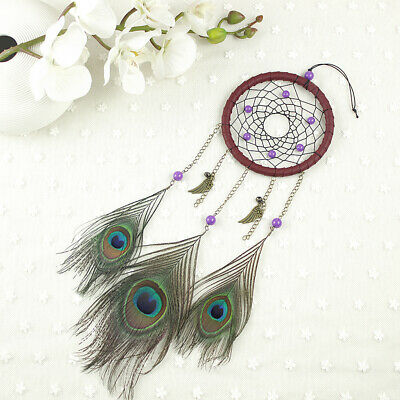 Brown Dream Catcher Native America Indian Dreamcatcher Home Wall Hangings