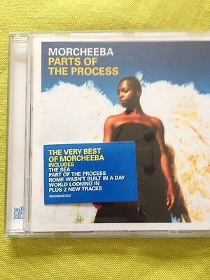 Morcheeba - Parts of the Process (2003) CD Best Of Greatest Hits