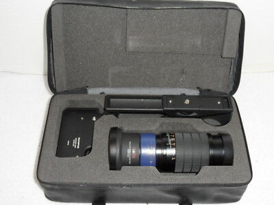 Olympus Camedia TCON-300 Tele Extension Lens / TCON-SA2 Support Arm/LH-2