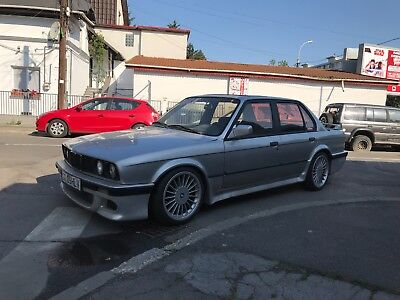 "BMW E30  Turbo 250 ps early 1985 Alpina felgen 17"" wheels and new tires"