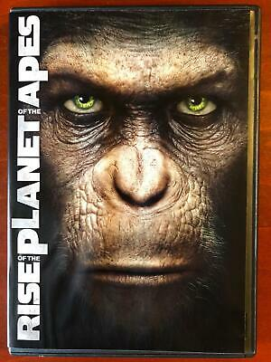 Rise of the Planet of the Apes (DVD, 2011) - F0428
