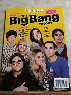 People Specials: Entertainment Weekly: The Ultimate Guide to The Big Bang Theory