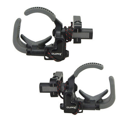 Archery Drop Away Arrow Rest Fall Compound Bow Micro Adjustable Right Left Hand