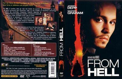 From Hell Dvd Region 2