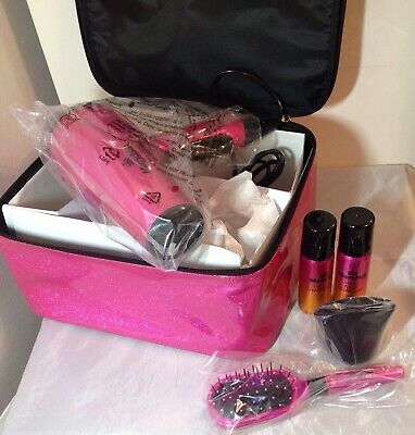 MARK HILL ALL That Glitters Pink Hair Dryer Bundle Gift Set