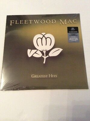 Fleetwood Mac Greatest Hits VINYL LP New Sealed 0081227959357