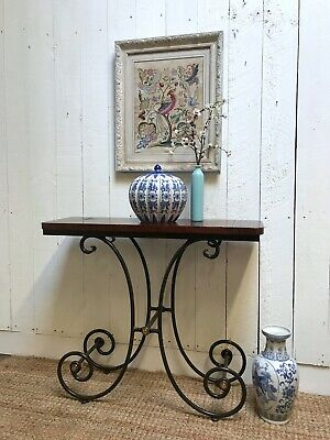 French style patisserie table, French style Hall table, Country hall table