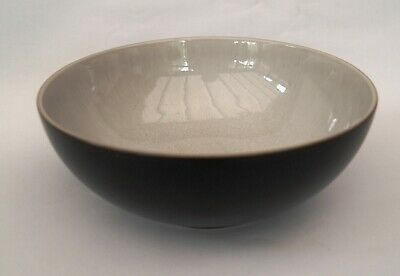 DENBY  BLACK  PEPPER  SOUP / CEREAL  BOWL  special purchase