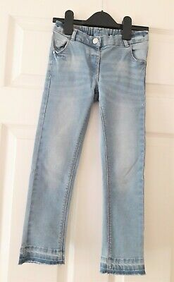 VGC Girls NEXT light blue jeans size 5-6 Years