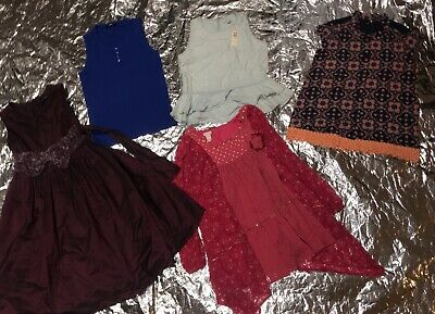 Girls 11-12 Years Bundle NEXT Monsoon River Island BNWT BHS V By Very Dress Top