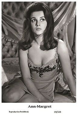 ANN-MARGRET actress PIN UP PHOTO postcard 19-328 Film Star 2000 Mint
