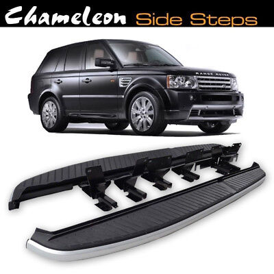 Running Boards / Side Steps for use on a Range Rover Sport (L320) 2005 - 2013