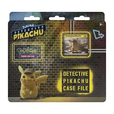 Pokemon TCG - Detective Pikachu Case File