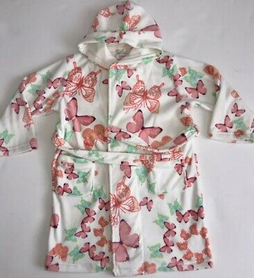 Ted Baker Girls Dressing Gown Immaculate Condition Age 5/6 Yrs
