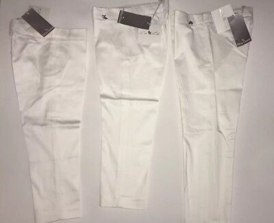 Miss grant girls white pants BNWT RRP £64