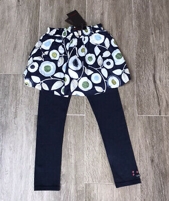 Catimini Girls Leggings With Attached Skirt BNWT Age 6 RRP £ 46 NOW £22 ‼️