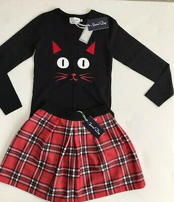 special day girls Skirt And Top Age 12 BNWT
