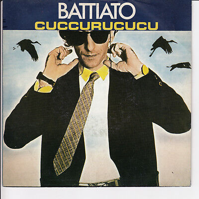 45Trs Vinyl 7'' / French Sp Battiato / Cuccurucucu