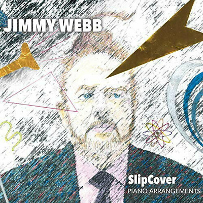 Jimmy Webb - SlipCover CD - RELEASED 17/05/2019