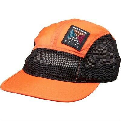 9a65f7cf Adidas Originals Atric Five Panel Orange Cap - Brand New With Tags - One  Size