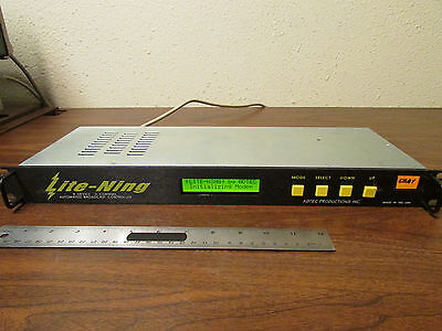 Adtec Lite-Ning 8-Device Broadcast Controller Video Rack-Mount Made In USA