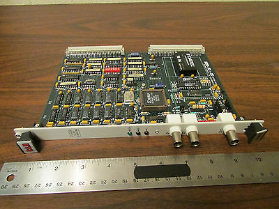 VME VXI C&H VX462B Pulse Generator Plugin Tested Working