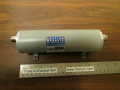 P&H Laboratories RF Bandpass Filter A1-L26314