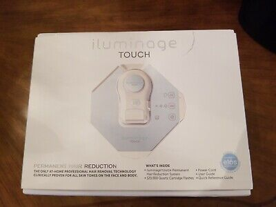 iluminage Beauty Touch Elos Hair Removal System