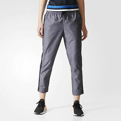 ADIDAS X FARM Womens Passaredo Cropped Track Pants Tropical