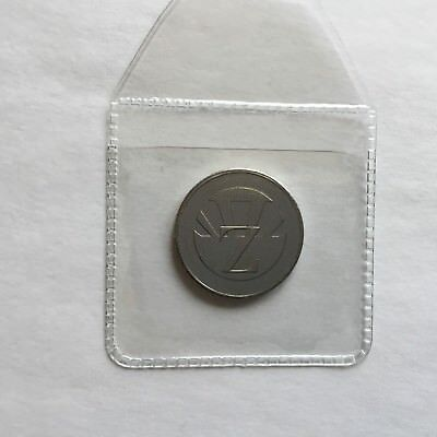 Great British Coin Hunt A-Z Alphabet 10p. Uncirculated Z For Zebra Crossing 2019