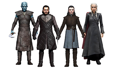 Game of Thrones - Series 1 Action Figure Assortment (Set of 4) 15 cm