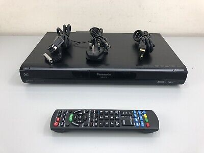 Panasonic DMR-EX769 160GB HDD DVD Freeview Recorder, FREEVIEW, HDMI