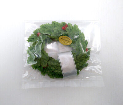 "Fit For 18""American Girl New Green Wreath From MYAG WINTER CHALET Doll Accessory"