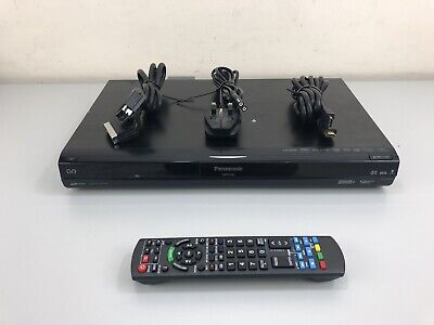 Panasonic DMR-EX83 250GB HDD DVD Freeview Recorder, FREEVIEW, HDMI