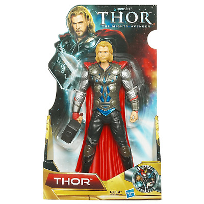"""THOR MARVEL'S DESTROYER MIGHTY AVENGER  8/"""" HASBRO NEW WEAR ACTION FIGURE RARE"""
