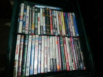 Joblot DVDS / PC Games Used 50 In Total