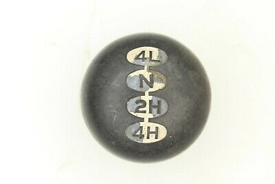 "Ford Transfer Case Shift Knob 3/8"" Thread"