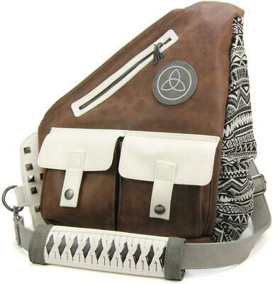 The Walking Dead Michonne Similpelle Borsa a Tracolla