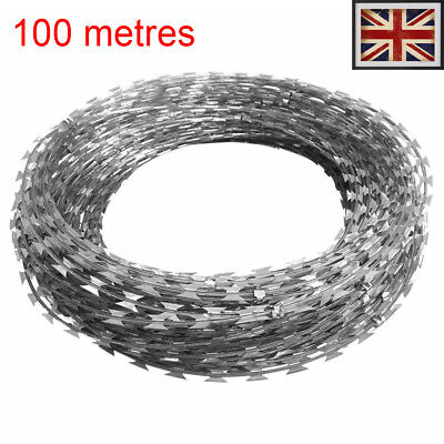 Barbed wire Razor Wire Wargamming Model Railway etc suitable 10mm to 54mm Scale