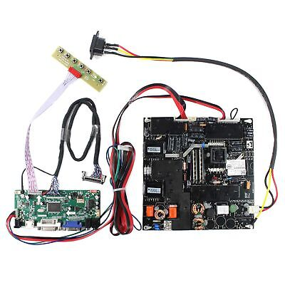 "For 32"" P320HVN01 1920x1080 LCD Screen Power Supply Board DVI VGA HDMI Board"