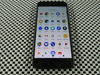 "Google Pixel 128GB 4GB Ram 5.0"" 12MP Smartphone Black Unlocked"