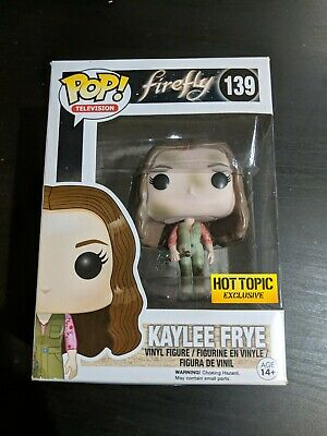 Firefly*Funko Pop*Kaylee Frye*Hot Topic Exclusive*Not Mint