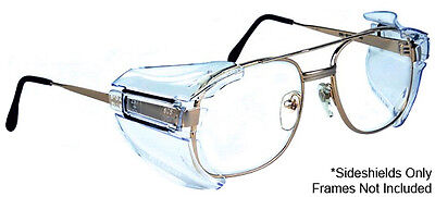 B52 Safety Glasses Side Shields With Fitting Instructions