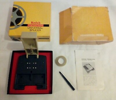 Kodak PRESS TAPE UNIVERSAL SPLICER D 550