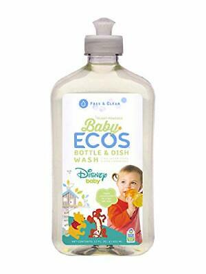 Ecos Baby Bottle Wash 500ml (Pack of 4)